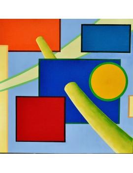 Mathématiques (60 x 50 cm)